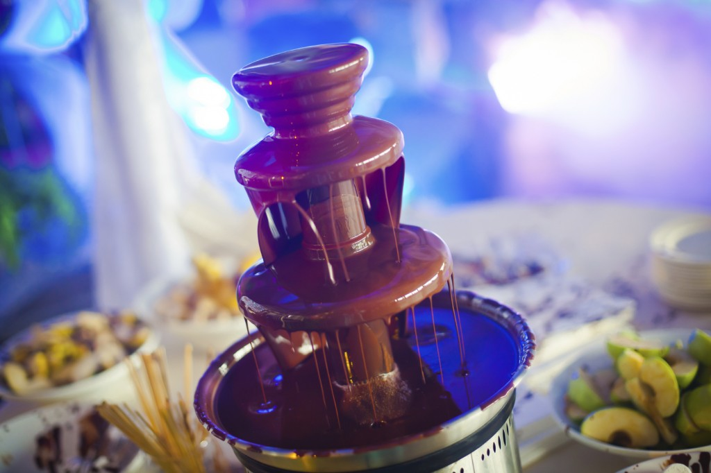 Chocolate Fountain - iStock_000046294424_Medium