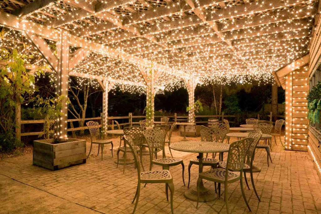Fairy lighting hire in Surrey