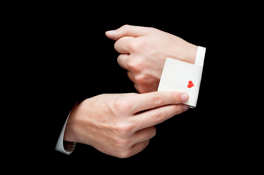 magician card trick  iStock_000036443994_Small